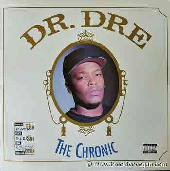 Dr. Dre's 'The Chronic' vinyl on sale now in the BV shop - Brooklyn Vegan