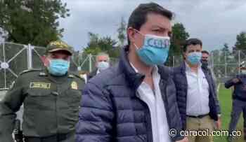 Contraloría entrega en Aranzazu obra que se salvó de ser 'elefante blanco' - Caracol Radio