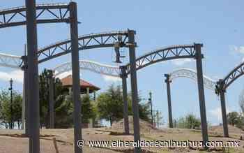 Avanza construcción de Velaria en El Palomar - El Heraldo de Chihuahua