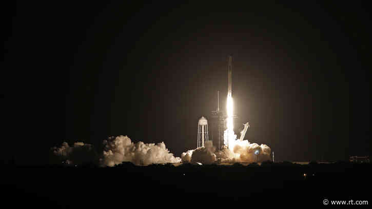 SpaceX launches four astronauts to ISS on REUSED Dragon capsule (VIDEO)