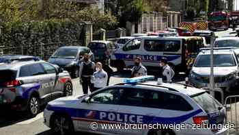 Polizistin getötet: Terrorverdacht nach Messerattacke auf Polizeiwache bei Paris