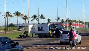 Ciclista é atropelado por caminhonete e morre na GO-070, em Goianira - Mais Goiás