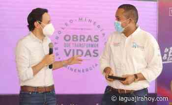 Alcalde de Riohacha y de Hatonuevo, reciben del MinMinas incentivo a la producción - La Guajira Hoy.com