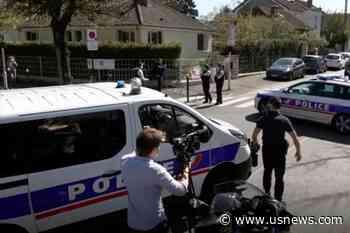 French Prosecutors Open Terror Probe in Officer's Killing