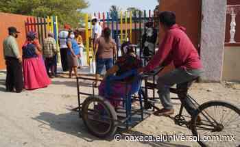 Llega vacunación a San Mateo del Mar, pueblo ikoots de Oaxaca que resiste la pandemia sin agua ni médicos   Oaxaca - El Universal Oaxaca