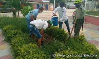 Corpamag y alcaldía de Aracataca celebraron juntos el Día de la Tierra - Opinion Caribe