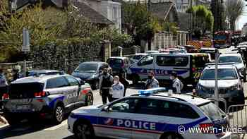 Terrorverdacht in Frankreich: Angreifer tötet Mitarbeiterin in Polizeiwache