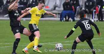FCS: Frauen des 1. FC Saarbrücken erwarten Tabellenführer Köln - Saarbrücker Zeitung