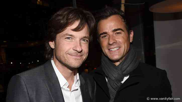 """Jason Bateman Helped Justin Theroux """"Keep Sane"""" While Becoming Super Famous When Dating Jennifer Aniston - Vanity Fair"""