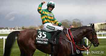 Carberry and Russell heap praise on Grand National hero Rachael Blackmore - Buzz.ie