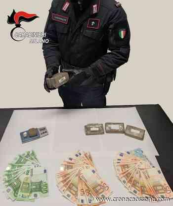 Arrestato per spaccio. È un 56enne. A Garbagnate Milanese - CO Notizie - News ZOOM