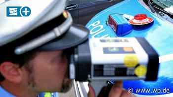 Dortmunder Polizei im Einsatz an der A46 bei Bestwig - WP News