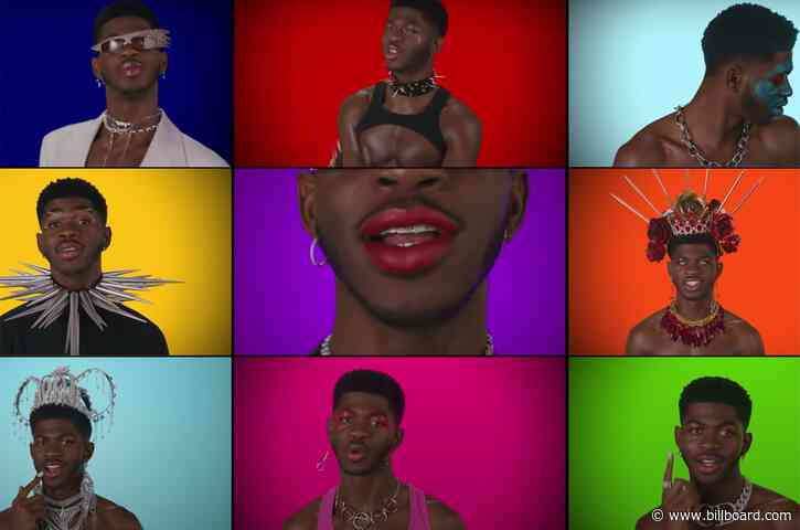 Lil Nas X Drops 'Montero (But Lil Nas X Makes All The Sounds With His Mouth)' Video: Watch