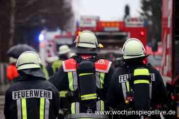 Drei Brände in der Region Remagen - WochenSpiegel - WochenSpiegel