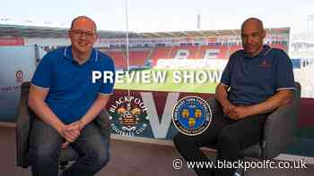 The Preview Show: Shrewsbury Town (H)