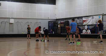 Huge turnout for local floorball event - Central Coast Community News