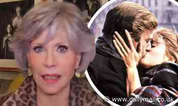Jane Fonda - who costarred with Robert Redford and Robert De Niro - names her BEST kisser - Daily Mail