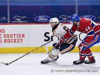 Liveblog: Habs and Oilers battle at bedtime - Nipawin Journal