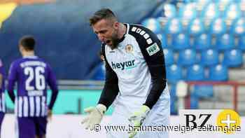 Eintracht verliert Heimspiel gegen Aue taumelt Richtung 3. Liga