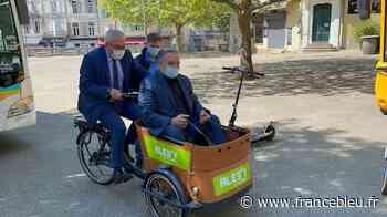 VIDÉO - Ales'Y, en covoiturage, bus, navette, vélo et trottinette : une offre globale de déplacement à Alès - France Bleu
