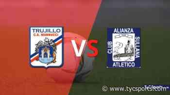 Por la Fecha 5 se enfrentarán Carlos A. Mannucci y Alianza Atlético - TyC Sports