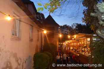 Kirchhofener Schlossgrabenhock fällt auch in diesem Jahr aus - Ehrenkirchen - Badische Zeitung