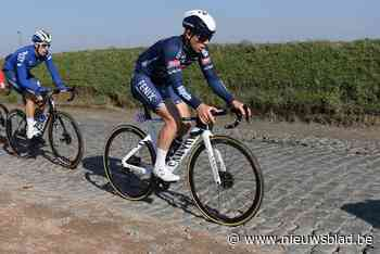 """Lionel Taminiaux sluit Ronde van Turkije af met barst in knie: """"Lead out is rol die mij best ligt""""<BR />"""