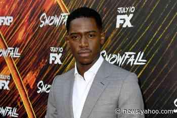 Damson Idris unpacks 'Snowfall' season 4, talks comparisons to Denzel Washington - Yahoo News