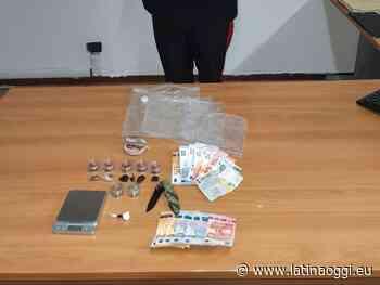 Sorpreso con marijuana, hashish e cocaina: arrestato un 20enne - latinaoggi.eu