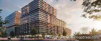 [PHOTOS] Espace Montmorency: un nouveau milieu de vie au centre-ville de Laval - Le Journal de Montréal