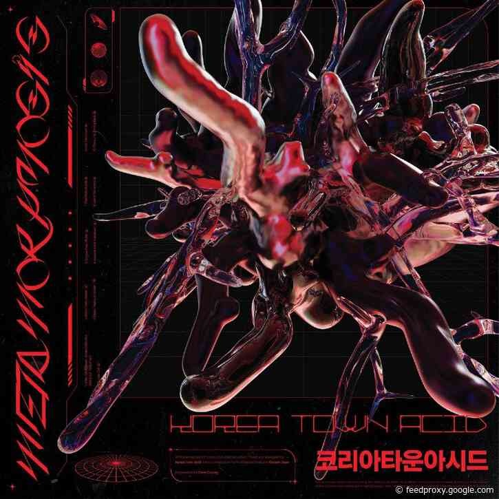 Korea Town Acid Toggles Between the Gritty and the Avant-Garde on 'Metamorphosis'