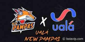 New Pampas presenta a Ualá como su nuevo main sponsor - Bolavip
