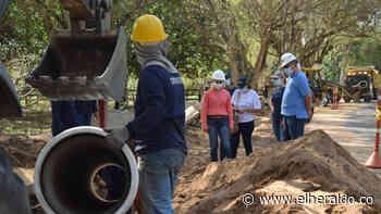 En Baranoa se moderniza el sistema de acueducto - EL HERALDO