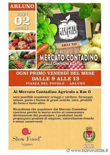 Il Mercato Contadino di Slow Food esordisce ad Arluno: venerdì 2 aprile | Ticino Notizie - Ticino Notizie
