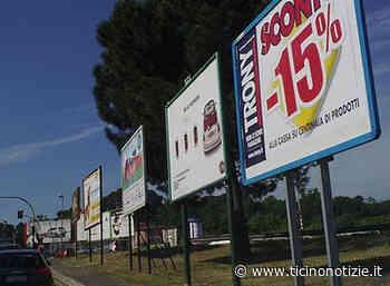 Città Metropolitana, via le pubblicità abusive: anche tra Arluno, Pogliano e Binasco | Ticino Notizie - Ticino Notizie