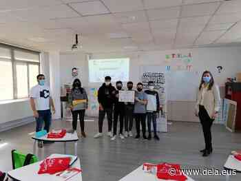 La ikastola San Félix de Ortuella gana el premio al relato colectivo en euskera - Deia