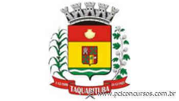 Prefeitura de Taquarituba - SP anuncia retificação de Processo Seletivo - PCI Concursos