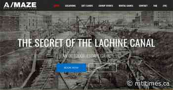 The Secret of the Lachine Canal - Have you ever found a treasure? It's now possible here in Montreal! - Mtltimes.ca - mtltimes.ca