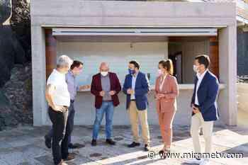El Cabildo entrega a Puerto de la Cruz el quiosco de San Telmo, que iniciará los trámites de concesión | Mirame Tv - Mírame TV