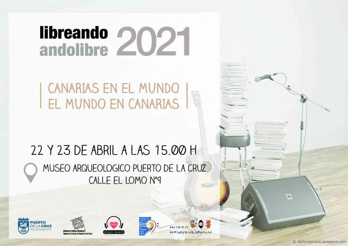 El Puerto de la Cruz invita a conmemorar el Día del Libro compartiendo el placer de la lectura - Diario de Avisos