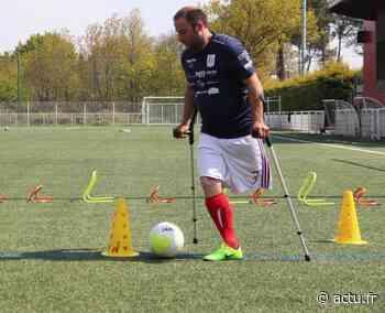 Au sud de Nantes, le FC Bouaye crée la première section de foot pour amputés dans le Grand Ouest - actu.fr