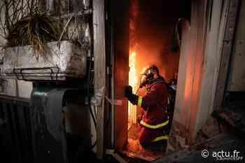 Seine-Saint-Denis. Incendie à Aubervilliers : un policier sauve trois personnes - actu.fr