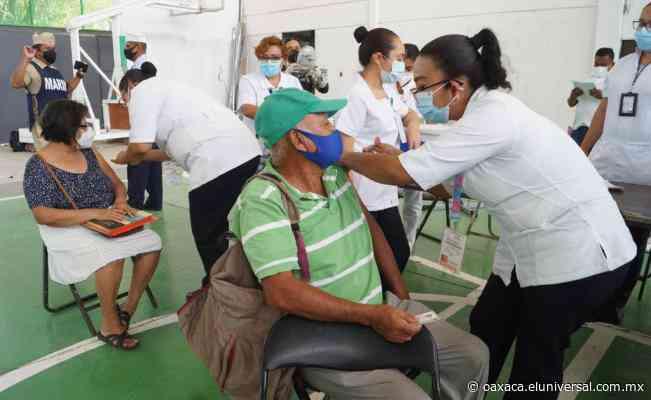 Muere en Oaxaca adulto mayor del Istmo de Tehuantepec tras recibir la vacuna CanSino anti Covid-19 | Oaxaca - El Universal Oaxaca