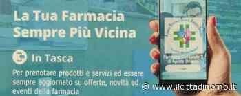 """Farmacia comunale di Agrate Brianza a portata di smartphone: con la """"app"""" prenotabili anche farmaci e tamponi - Il Cittadino di Monza e Brianza"""