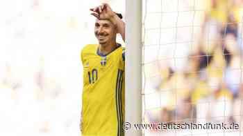 Italien - Zlatan Ibrahimovic (39) verlängert Vertrag bei Mailand um ein Jahr - Deutschlandfunk