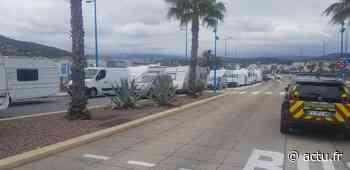 Gens du voyage à Mandelieu-la-Napoule : le maire dénonce des dégâts et une agression de policiers - actu.fr