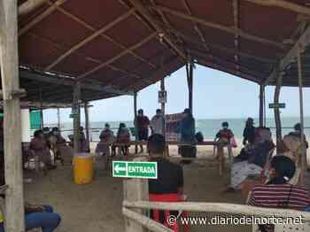 Bandera roja en playas de Manaure, Riohacha y Dibulla: intensifican controles en Semana Santa - Diario del Norte.net