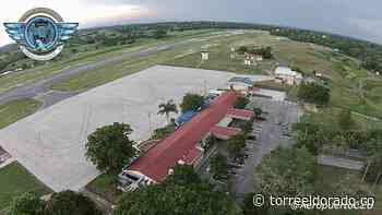 Estas son las Obras del Nuevo Aeropuerto Las Brujas de Corozal - torreeldorado.co