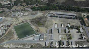 Chabrières : la mairie de Corte désormais propriétaire du foncier - Corse-Matin