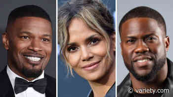 Jamie Foxx, Halle Berry, Kevin Hart and More Team for Apple Documentary 'Number One on the Call Sheet' - Variety